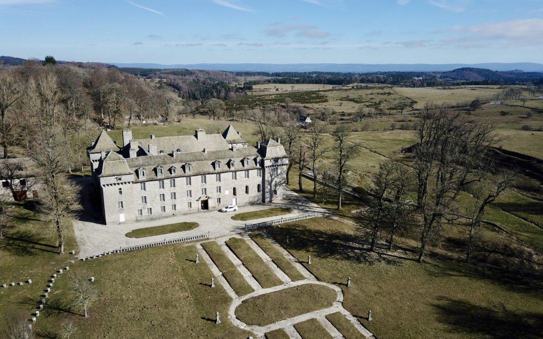 Le Château de la Baume