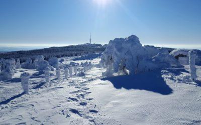 L'hiver en Lozère